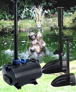 Gartenbrunnenpumpen