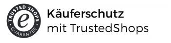 Trusted Shop gesichert