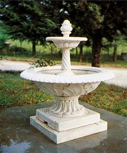 Klassische Springbrunnen