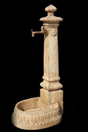 """Trogbrunnen """"Fontana Chianciano"""" antiquariato IP"""