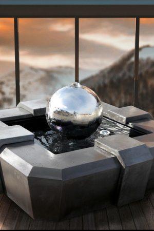 "Stilbrunnen ""Fontana Mercurio"" IP"