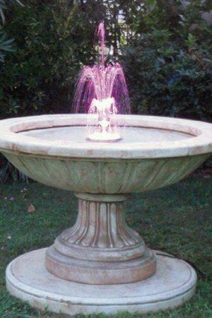 """Stilbrunnen """"Fontana Vieste"""" IP"""