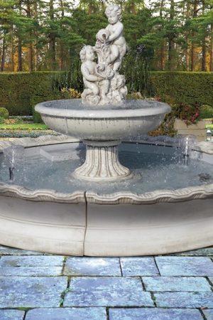 "Stilbrunnen ""Fontana Tropea"" IP"