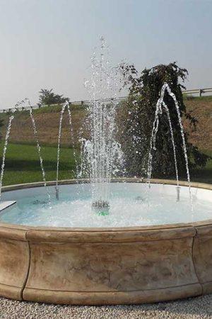 "Stilbrunnen ""Fontana Losanna"" IP"