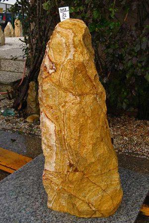 Regenbogen Sandstein Nr.309, 82 cm