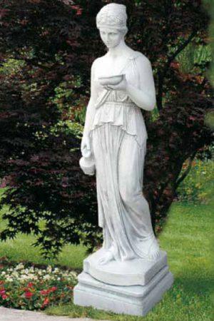 "Gartenfigur ""Ebe 123cm"" IP"