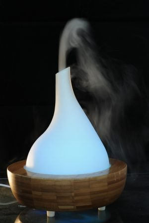 "Aroma Diffuser ""Bamboo Flame"""