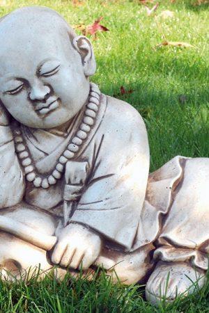 """Gartenfigur """"Buddha 5"""" IP"""