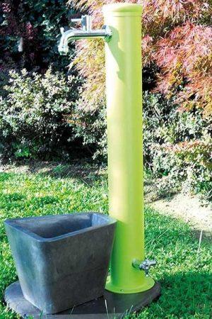 """Trinkwasserbrunnen """"Fontana Desirè Verde Acido 2"""" IP"""