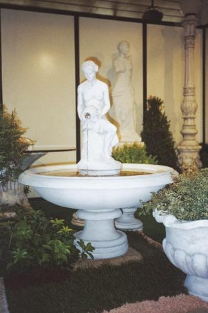 "Stilbrunnen ""Grazia"""