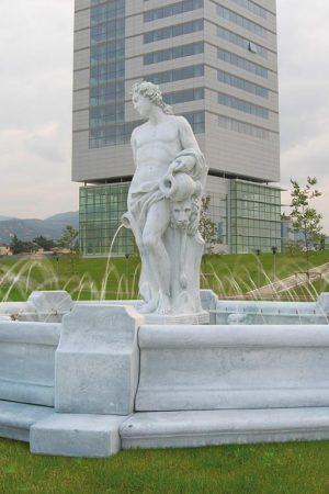 """Stilbrunnen """"Fontana San Tropez"""" IP"""