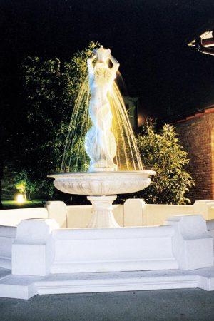 """Stilbrunnen """"Fontana Mediterraneo"""" IP"""