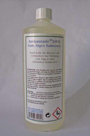 Ambassade Brunnenzusatz (2905)  1l Flasche