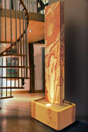 Wasserwand Anamur 165 cm