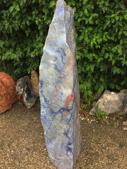 Azul-Macauba-Quellstein 118 cm AZ21