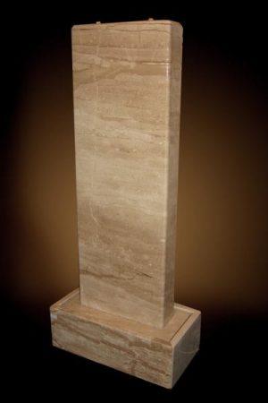"Wasserwand ""Breccia Sardo"" 140 cm"
