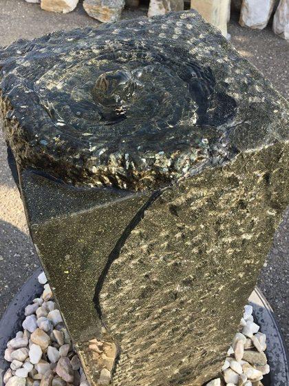Granit-Brunnen-Stele Padang, 100 cm