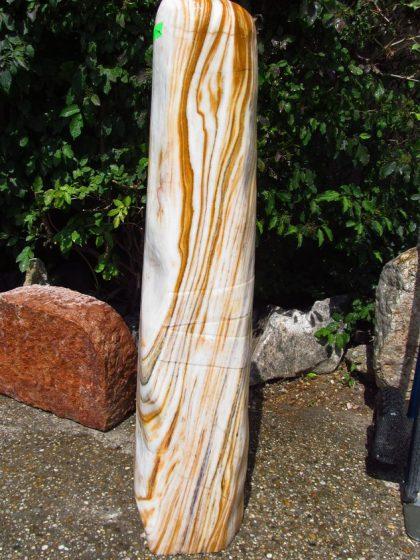 Ägäis-Gelb Quellstein 124cm, ÄG 17-7