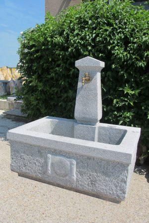 """Granitbrunnen  """"Forchtenstein"""" (Art. Nr.: 85943/120)"""
