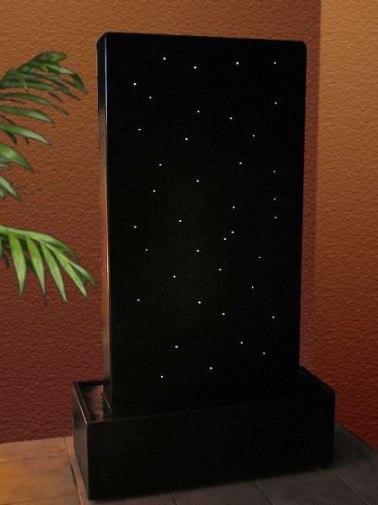 "Granit-Wasserwand ""Stary Night - Large"""