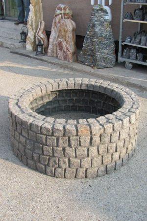 Beckenverkleidung im Granit-look