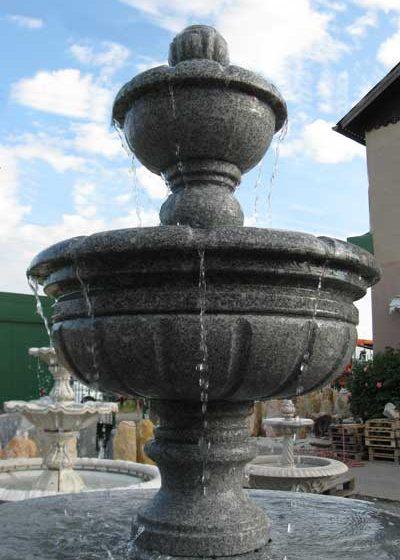 """Granit Stilbrunnen """"Florenz"""""""