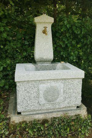 """Granitbrunnen """"Forchtenstein - Klein"""""""