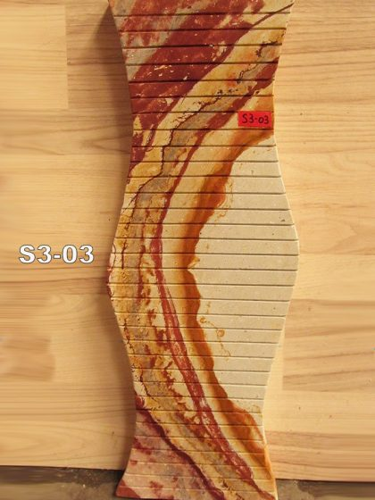 Sandstein-Wasserwand Hera 95 cm