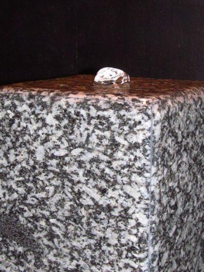 Brunnenstele Herschenberger 100 cm