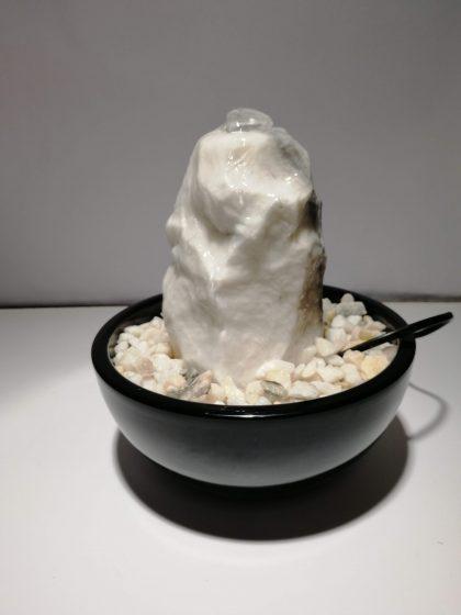 Marmor - Tischbrunnen MS02