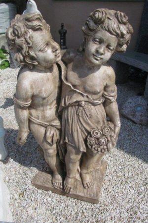 "Gartenfigur Frühlingskinder""Bimbi Primavera"" IP"