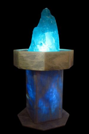 Glasbrunnen Ice-Mountain