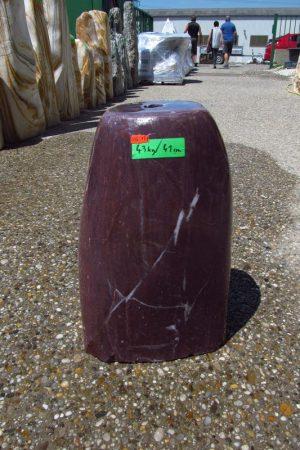 Quellstein Rosso Laredo, 41 cm, LOG 17-4