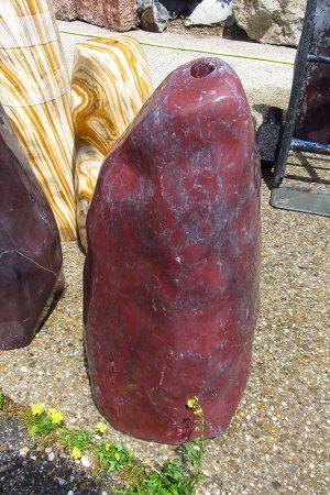 Quellstein Rosso Laredo, 75 cm, LOG 17-6