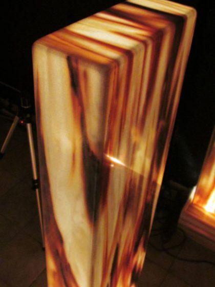 Marmorleuchte Le Magnifique 170 cm