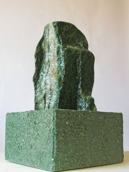 "Zimmerbrunnen ""Troll-Fjord"""