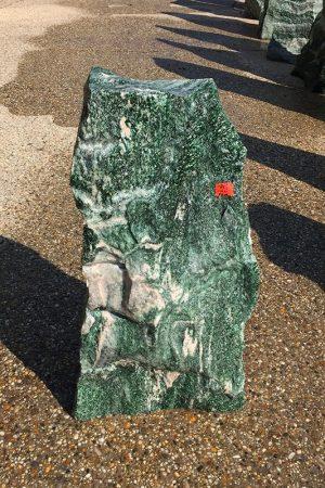 Lofotengrün-Quellstein Nr. 1808, 80 cm