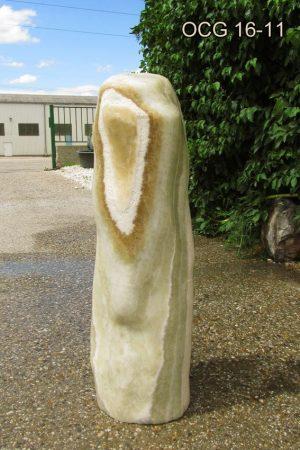 Onyx Caramel Quellstein 88cm Nr.OCG16-11