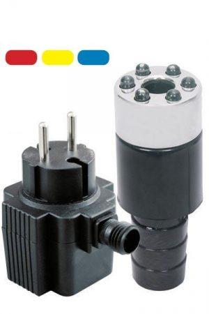 Quellstar 600- LED Komplett-Set, farbwechsel