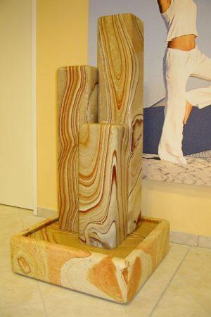 Sandstein Stelengruppe