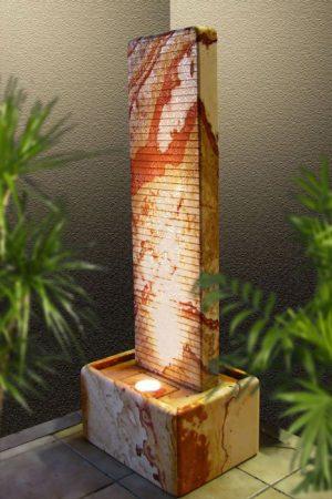 Sandstein-Wasserwand Fethiye 125 cm