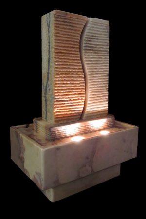 Marmor-Brunnen S-Twin - Rosé