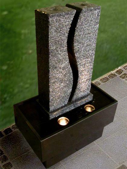 Granitbrunnen S-Twin-Spezial