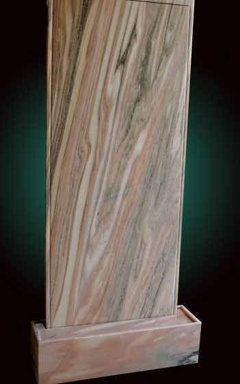 Wasserwand Sölker Marmor 195 cm