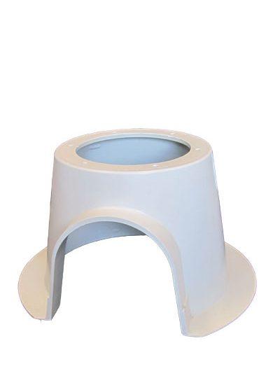 GFK-Stützelement zu Becken ab d: 90cm