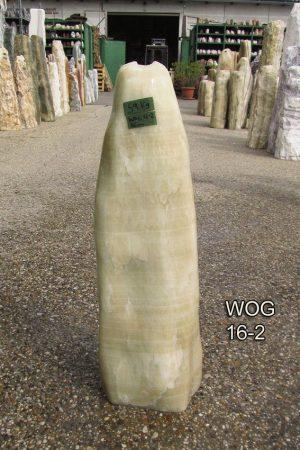 White Onyx Quellstein 76cm,  Nr. WOG16-2