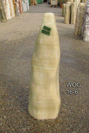 White Onyx Quellstein 90cm,  Nr. WOG16-6
