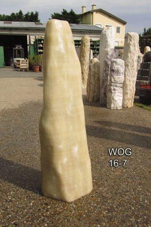 White Onyx Quellstein 101cm,  Nr. WOG16-7