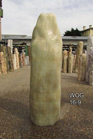 White Onyx Quellstein 118cm,  Nr. WOG16-9