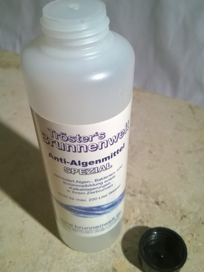 Anti-Algenmittel Spezial, 200 ml